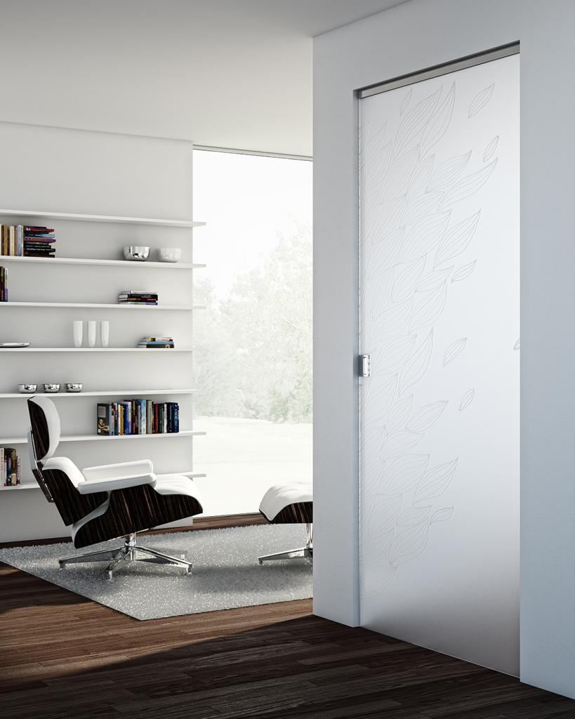 Výhody celosklenených dverí - Design podla predstav