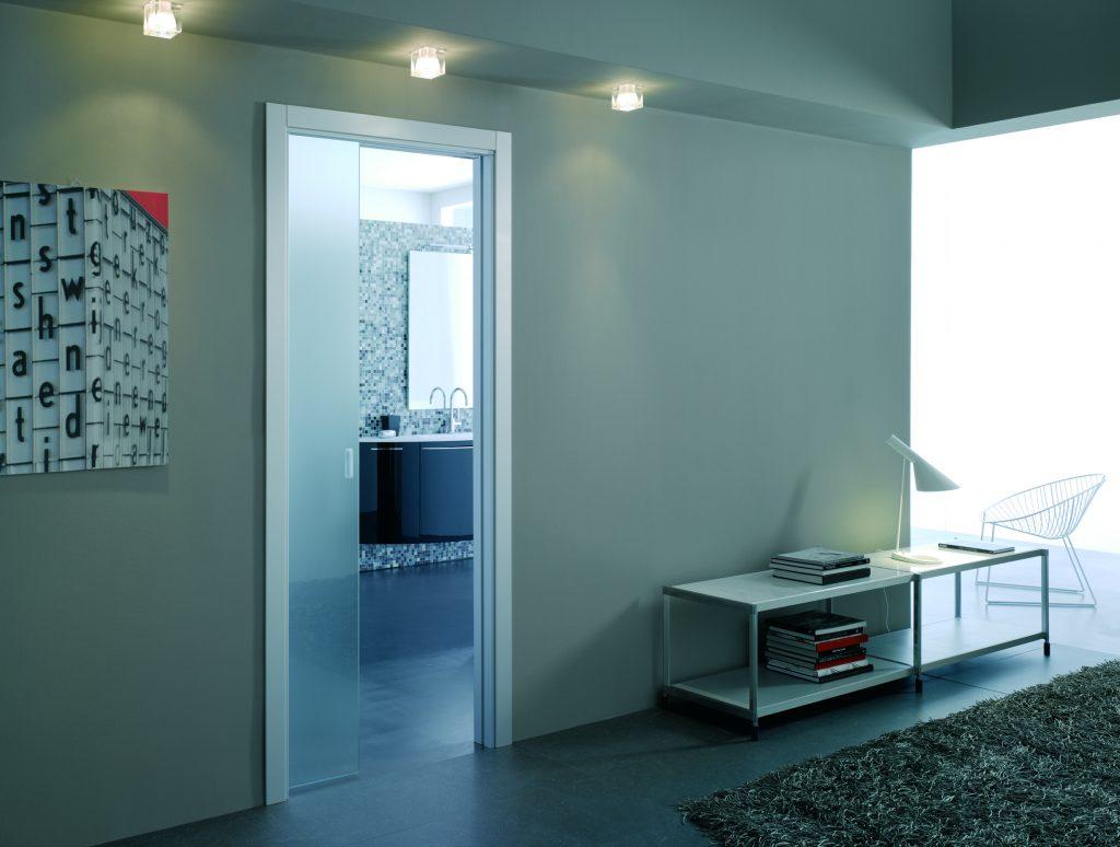 Výhody celosklenených dverí - Presvetia interier