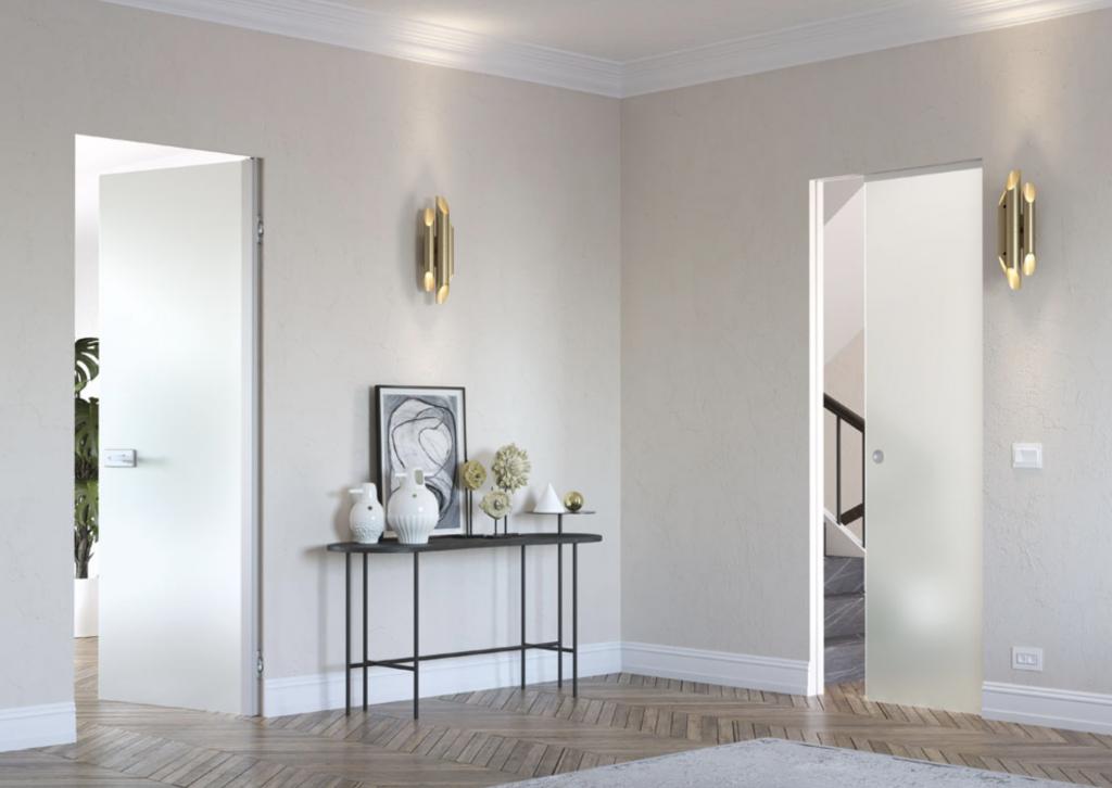Výhody celosklenených dverí - Výborná odolnosť